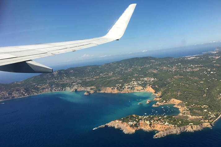 como organizar tu viaje a Ibiza - how to organize your trip to Ibiza.